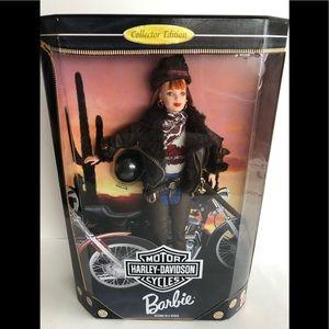 Harley Barbie Doll